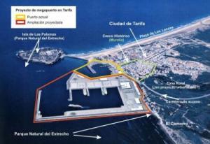 Proyecto de Megapuerto de Tarifa