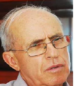 Tomás Padrón, AHI