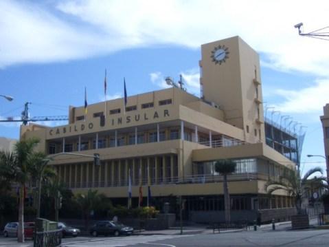 Palacio insular GC