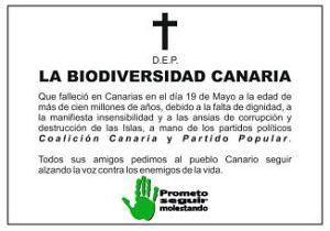 Catálogo Canario de Especies Protegidas